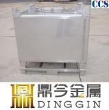 De Tank 1000L van de Totalisator van het roestvrij staal IBC voor Chemisch product