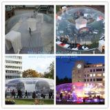 Tenda gonfiabile enorme trasparente esterna della bolla di evento del partito