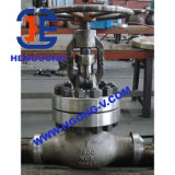 Valvola di globo ad alta pressione saldata dell'acciaio di getto di API/DIN