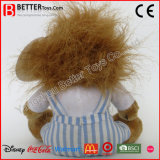 Brinquedos de pelúcia com pelúcia e pelúcia para o bebê