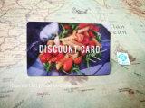 RFID NFC Ntag216 MIFARE más asunto elegante de la tarjeta de la identificación 4k
