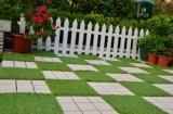 Pavimento de jardim artificial Interlocking 30 * 30