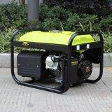バイソン(中国) BS2500f 2kw 2kVAのベテランの製造者の電源の携帯用天燃ガスの発電機