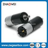 높은 토크 전기 영구 자석 12V 24V DC 기어 모터