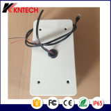 Controle de acesso ao ar livre impermeável Knzd-51 Kntech do sistema do SIP do telefone da porta