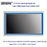 окна поддержки или система Linux PC панели экрана касания LCD hightness 21.5 дюймов врезанный