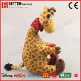 Giraf van het Stuk speelgoed van de Pluche Aniamal van de Dag van de valentijnskaart de Gift Gevulde