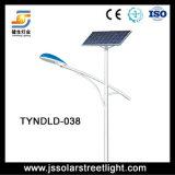 lâmpada solar do diodo emissor de luz da luz de rua do brilho 80W elevado