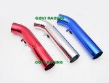 '' автоматическая алюминиевая всасывающая воздушная труба 3 с резиновый редуктором & кронштейном струбцин