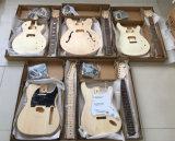 Guitarra Handmade da melhor qualidade do bloco da guitarra elétrica dos fotorreceptores para a venda