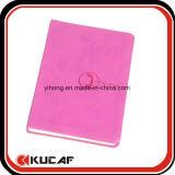 Cahier de poche fait sur commande de carnet d'adresses d'unité centrale