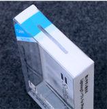 Caixas plásticas do telefone do PVC do projeto popular que dobram o projeto com Hange