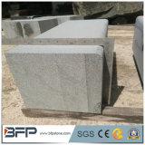 Coulisse incurvée de margelle de granit de pierre de cadre de bordure de granit