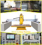 Каменное вырезывание гранита машины/мраморный моста/машина резца для плитки