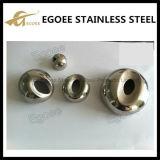 Socle de garde-corps en acier inoxydable pour tuyau de 50 mm