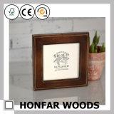 Het stevige Houten Frame van de Foto van het Beeld van de Doos van de Schaduw voor Decoratie