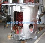 Heet verkoop het Middelgrote Gebruik van de Oven van de Inductie van de Frequentie voor de Gietende Industrie