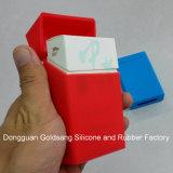Motivo personalizado 20PCS agua caja de cigarrillos silicón de la prueba