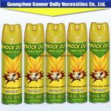De alcohol-Basis Eco- van het huishouden 400ml de Vriendschappelijke Nevel van het Insecticide van de Nevel van de Mug Afstotende