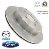 Дисковый тормоз ротора Замена для Ford / Mazda