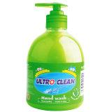 marcas de fábrica líquidas de limpiamiento profundas del jabón de la mano de la venta caliente 500ml