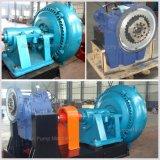 Pompe à sable à moteur diesel minier à grande densité lourde