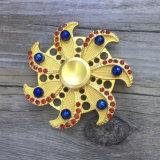 Populärer Diamant-Art-Unruhe-Spinner-Handfinger-Spinner