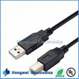 USB 2.0 Am Gbps 1 m 480 стандартный к кабелю USB принтера Bm
