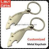 Metal feito sob encomenda Keychain da alta qualidade por atacado
