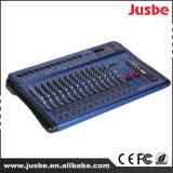 専門の可聴周波ミキサーJb-L16 16チャネル混合コンソール健全なミキサーDJ