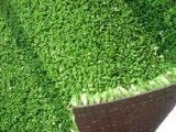 Grama artificial ao ar livre para o campo de futebol