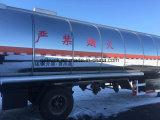 50 000 litri dell'olio da tavola di rimorchio di alluminio dell'autocisterna