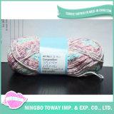 Testes padrões de confeção de malhas do bebê livre fácil do cobertor do lenço do chapéu da camisola
