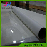 Couleur Brillant Frontlit Impression Pet Film
