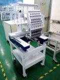 Einzelne Hauptschutzkappen-/Shirt-flacher Gebrauch-computergesteuerte Stickerei-Selbstmaschine Wy1501CS