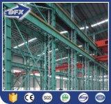 La costruzione d'acciaio di disegno veloce della costruzione assicura i costi della casa del magazzino