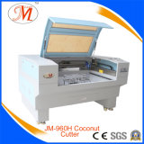 Прочный гравировальный станок кокоса с эффективностью 300PCS/Hour (JM-960H-CC2)