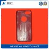 高品質の柔らかく黒い革携帯電話カバーとiPhone 6sのための新しい到着の革携帯電話の箱