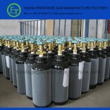 140-4-150 Stahlzylinder für Sauerstoff-Gas 4 L