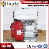 Motor de gasolina barato del precio Gx160 5.5HP con el eje dominante del hierro del eje