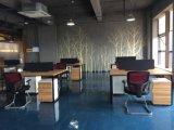 고품질 강철 프레임 테이블 다리 공장 경제적인 모듈 2 Seater 사무실 Workstaiton