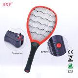 Swatter recargable del mosquito de la alta calidad con la linterna