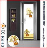 Pellicola decorativa per il portello e la finestra