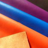 Haltbares Lichee Korn-synthetisches Leder für Schuhe oder Beutel (HS-M005)