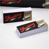 Papiers de fumage de tabac de papier de roulement de cigarette de papiers