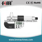 micrómetro interior electrónico del indicador digital de 75~100m m