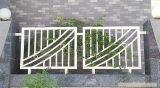 Декоративная загородка стали барьера ковки чугуна