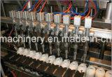 Machine de remplissage de pétrole d'Enginee de qualité avec le système de pompe à piston