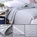Protectores acolchados Microfiber suaves del colchón de la base
