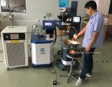 Tipo económico soldadora plástica sin contacto de laser del CNC de la reparación del molde